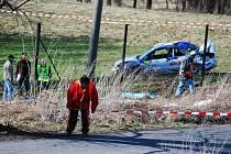 V sobotu 28. března došlo ve Štramberku na Novojičínsku na Cetelem Valašské rally k tragédii, při které zemřeli tři diváci. Závodní Mitsubishi slovenského jezdce dostalo smyk a ve velké rychlosti smetlo přihlížející diváky.