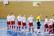 Dalším utkáním pokračovala futsalová divize F. V něm hráči Tatranu Baracuda Jakubčovice zajížděli k zápasu s týmem VŠB Ostrava. Utkání se vyvíjelo pro Baracudu slibně, avšak s nešťastným koncem.