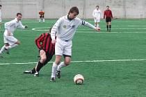 Na hřišti Baranek vždy hráče burcoval. Nyní je bude hlavně trénovat.