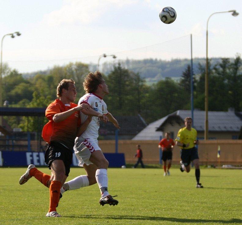 Fotbalisté Fulneku potvrdili svou formu, když na domácím stadionu porazili Jihlavu a ukončili tak soupeřovu osmizápasovou bodovou šňůru.