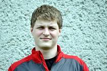 Martin Střelec z týmu KH Kopřivnice.