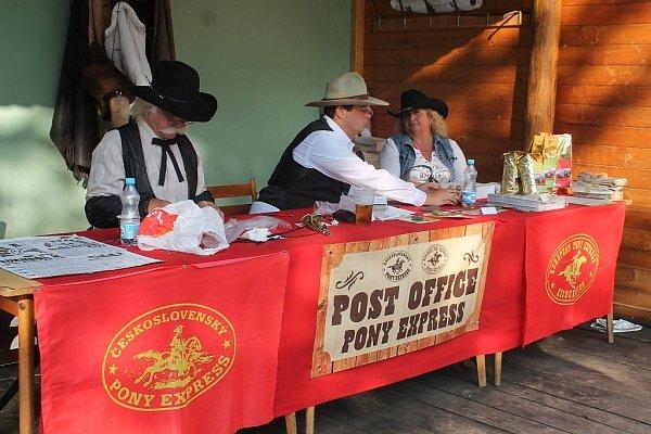 Oslavy 30.výročí jízdy Československého Pony Expressu.