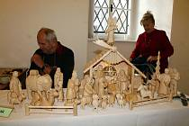 Šesté setkání betlémářů v Příboře se uskutečnilo v sobotu 14. prosince. Přilákalo opět mnoho lidí.
