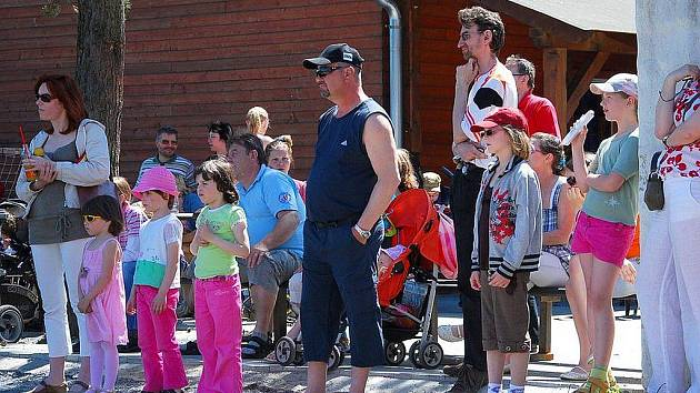 V sobotu 6. června proběhl ve westernovém městečku Barton City Dětský den.