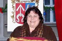 Věra Michnová, starostka Štramberka