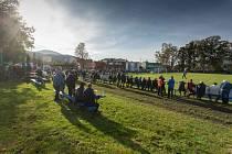 Fotbalový víkend nabízí bohatý program