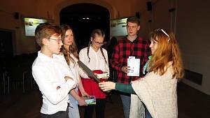 Příběhy našich sousedů - vyhodnocení projektu v Příboře
