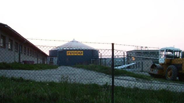 Bioplynové stanice dnes již stojí například ve Velkých Albrechticích