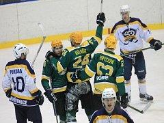 Kopřivničtí hokejisté podlehli na závěr základní části Vsetínu 1:8. Ve čtvrtfinále play-off, které startuje již v sobotu, si souboj s Valachy zopakují.