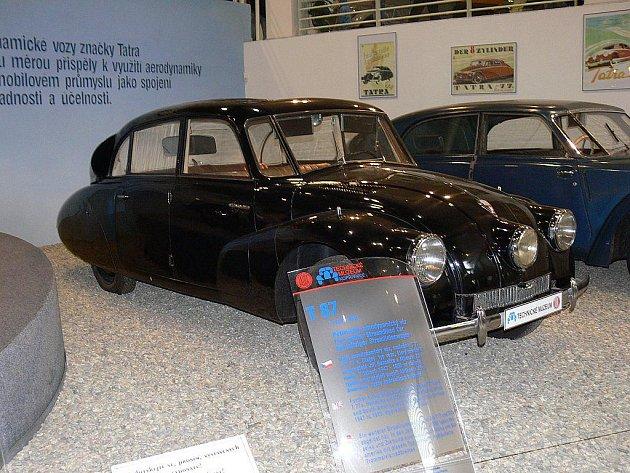 Republiku v těchto dnech obletěla zpráva, že veterán Tatra, konkrétně její model T 87, vyhrál anketu amerického deníku The New York Times o nejhezčího veterána letošního roku.