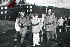 První jarní vycházku podnikly děti z PS J. Fučíka v Příboře v únoru při výstupu na Ondřejník v akci O rudou stužku Vítězného února.