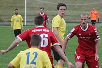FK Nový Jičín – FK Šumperk 3:1