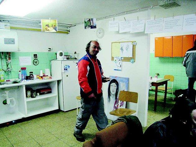 RACEK v Kopřivnici slouží už dva roky. Za tu dobu si do něj našla cesta řada lidí.