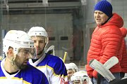 Trenér Miroslav Pokorný dovedl v uplynulé sezoně Studénku k titulu v Krajské lize. Foto: