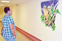 Příjemnější prostředí pro pacienty i personál panuje v současné době v novojičínské nemocnici.