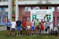 Slezský pohár amatérských cyklistů pokračoval osmým závodem v Klimkovicích, kde se bojovalo O Pohár ředitele Hasičského záchranného sboru Moravskoslezského kraje.
