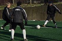 Přípravu na jarní část druhé nejvyšší soutěže včera zahájili fotbalisté Fulneku.