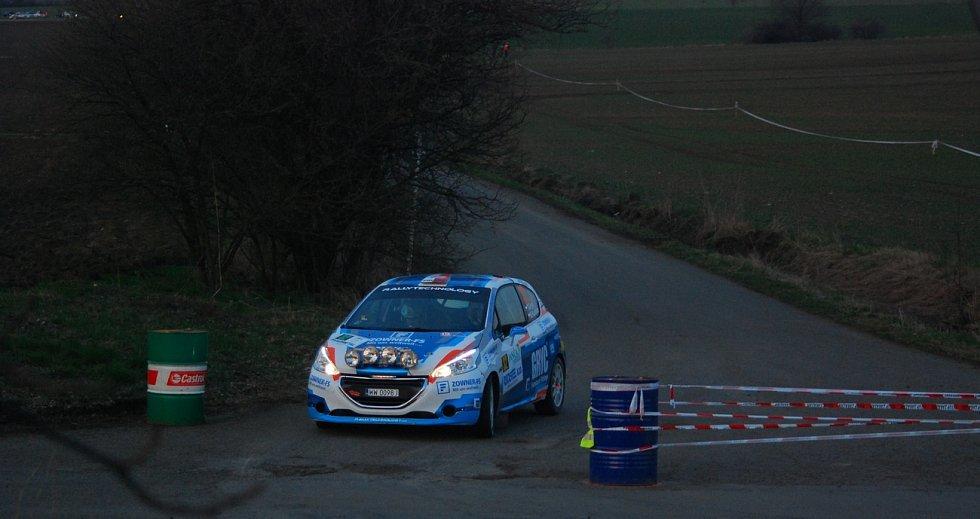 36. ročník Janča Valašská Rally Valmez 2017 zavedl jezdce se svými speciály také na silnice Frýdeckomístecka a Novojičínska.
