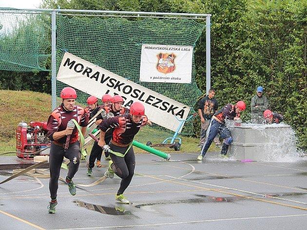 Domácí družstvo Prchalov A skončilo na domácí trati na 3. místě.