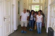 Ringhofferovu vilu si veřejnost mohla prohlédnout po dlouhé době.