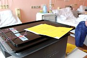 Svůj hlas hodilo v druhém kole prezidentských voleb dvanáct pacientů. V prvním kole jich bylo šestnáct.