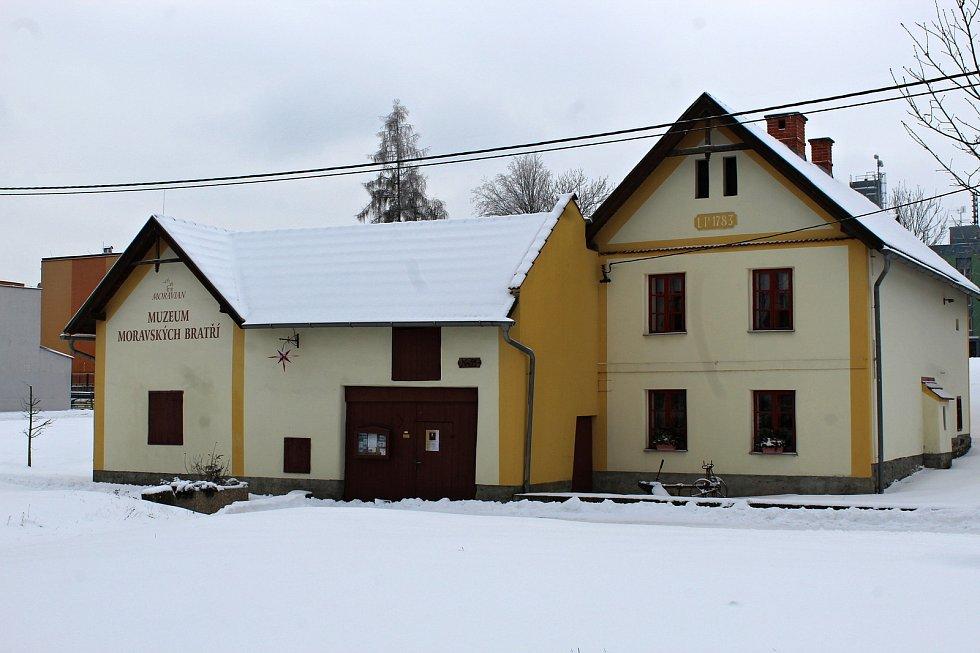 V Suchdole nad Odrou je možno si sáhnout na historii i zajít do pěkné přírody.