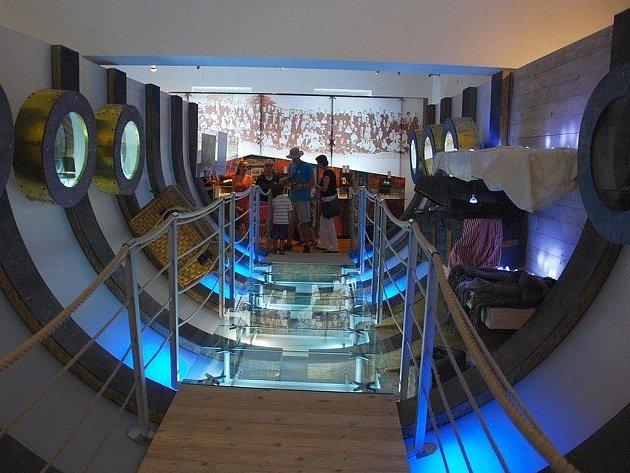 Muzejní noc ve Frenštátě pod Radhoštěm přilákala v pátek 13. srpna dvě stě návštěvníků.