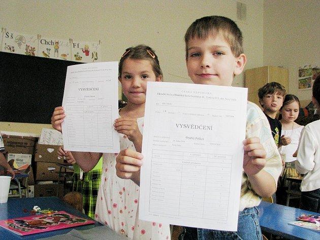 O týden delší letní prázdniny si od včerejšího pátku užívají žáci Základní školy a mateřské školy Tyršova ve Frenštátě pod Radhoštěm.
