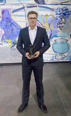 VÍTĚZ ankety Nejúspěšnější sportovec Novojičínska Jakub Jarolím se za uplynulý rok vešel také mezi nejlepší krajské sportovce.