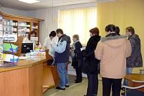 Jediná lékárna na Novojičínsku, kterou spravuje Moravskoslezský kraj, je lékárna Delfín v areálu novojičínské nemocnice.