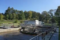 Společnost SmVaK opravila v loňské roce čističku odpadních vod ve štramberské části Bařiny.