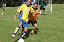 Bývalý fotbalista Vítkovic a Jihlavy se vrátil do Nového Jičína, se kterým na podzim ochutná I. A třídu.