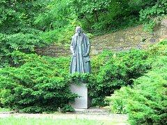 Památník Jana Amose Komenského ve Fulneku. Ilustrační foto.