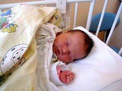 Lucie Krysmanková, Sedlnice, nar. 3. 1. 2011, 49 cm, 3, 72 kg, nemocnice Nový Jičín.