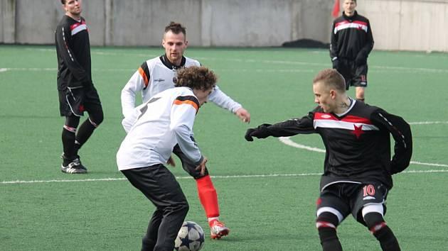 FK Nový Jičín – FK Slavia Orlová Lutyně 2:2