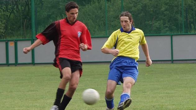 I tento týden byly v nižších fotbalových soutěžích k vidění dramatické zápasy.