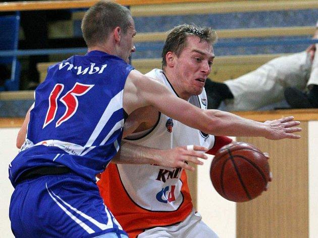 Štěpán Vrubl (vlevo) a Juraj Gavlák se ještě určitě spolu utkají.