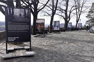 Putovní výstava ve Štramberku.