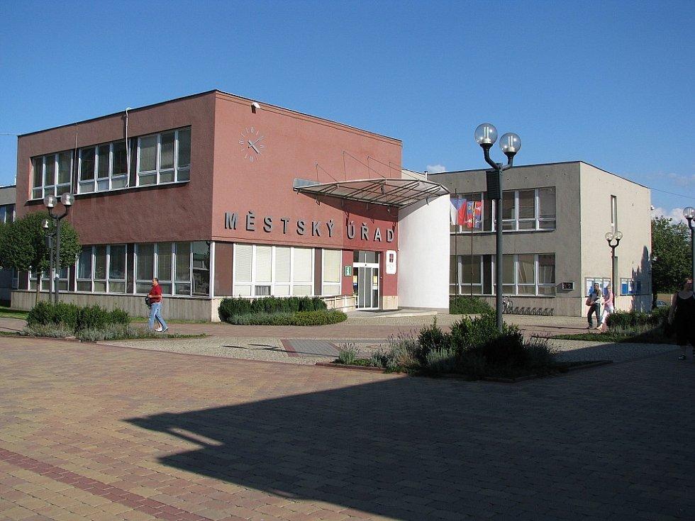 Radnice ve Studénce.