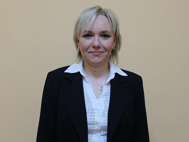 Marta Olejáková, vedoucí chráněného bydlení, které bylo nedávno otevřeno v Sedlnicích.