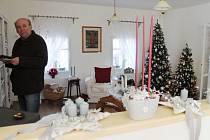 Štramberk se může pochlubit raritou v podobě Vánoční chalupy. Ta bude atmosféru oblíbených svátků nabízet celoročně.