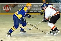 Hokejisté Kopřivnice prohráli ve Frýdku-Místku vysoko 4:12.