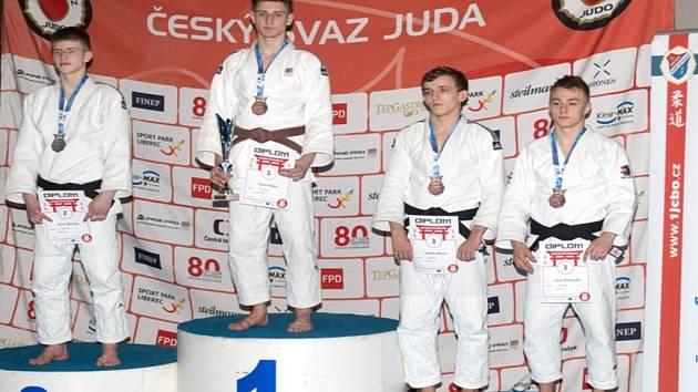 Závišický Radek Rýpar potvrdil roli nasazené jedničky a na úvod Českého poháru stanul na nejvyšší stupínek.