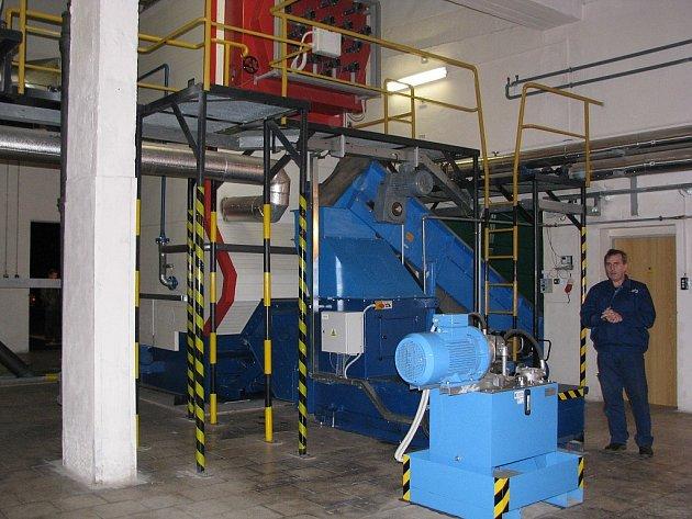 Jedna z největších investic Nového Jičína v poslední době je již v provozu. Kotelna na biomasu poskytne městu alternativní zdroj energie.