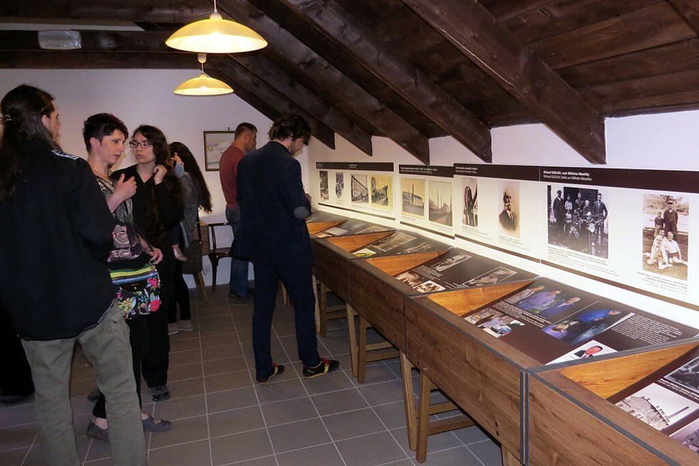 Muzeum česko-německého porozumění bylo nově otevřeno v Odrách.