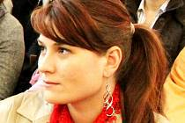 Pavlína Tvardková.