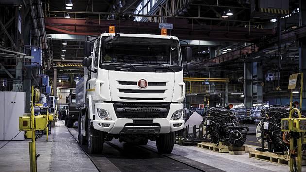 Automobilka Tatra Trucks.
