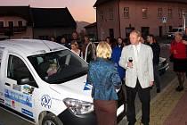 Oficiálním předání vozidla Dacia Dokker se uskutečnilo v úterý 27 října ve Starém Jičíně.