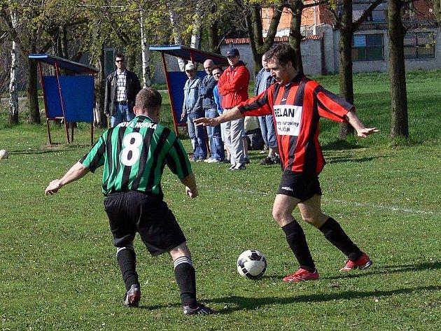 Šlágr kola IV. třídy, skupiny A, obstaralo utkání předních celků tabulky. Třetí Nová Horka porazila doma o branku lídra tabulky, Sokol Žilinu.