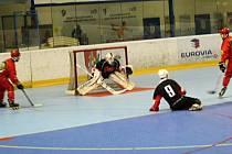Inline hokejisté Nového Jičína mají z prvních tří zápasů šest bodů.